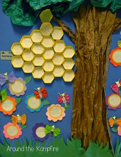 Ending Our Year In A Life Cycle Garden: Lots of fun life cycle ideas that make nice displays for open house!
