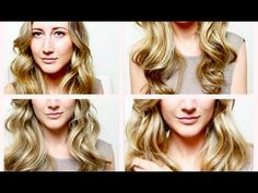 Heatless Curls | Easy, No Heat Waves!