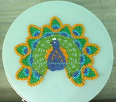 Crochet~doilies on Pinterest Doilies, Crochet House and ...