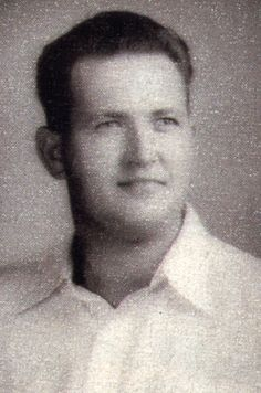 """Denver 'Bull' Randleman (1920-2003) <3 """"Bull was in 1st platoon with Johnny Martin, a great soldier. A great squad leader. You didn't mess with the Bull. He was a big man. Tough on the outside, but a softie on the inside. His men loved him."""" - Bill talking about Bull p.119 Brothers in Battle - Best of Friends by Bill Guarnere/Babe Heffron"""