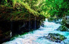 Cabahon River, Guatemala