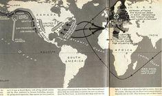 Plan of North America invasion by Nazi Germany, 1942, Alternate history