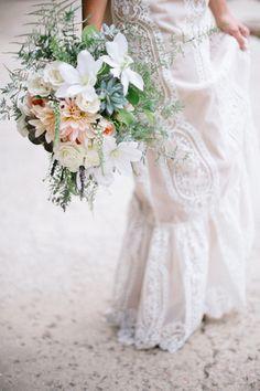 #bridal #wedding #bouquet #bloom #floral #details