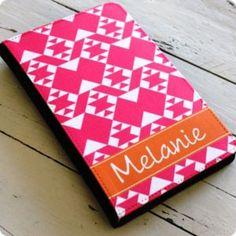 Clairebella Personalized Kindle Fire Case