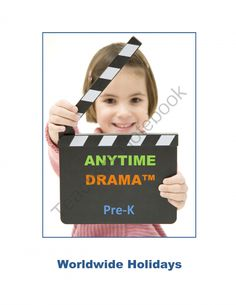 Worldwide Holidays from Anytime Drama on TeachersNotebook.com -  (21 pages)  - Explore holidays from around the world through a wide variety of fun, educational drama activities!