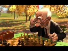 Abuelito y ajedrez.wmv - YouTube