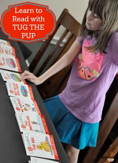Tug the Pup -- Beginning Readers Kids Will Actually Like!!