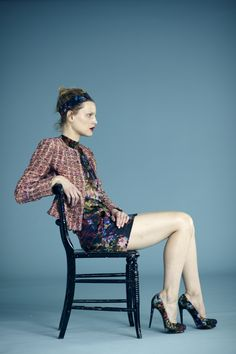 Erdem Resort 2012 - Runway Photos - Fashion Week - Runway, Fashion Shows and Collections - Vogue