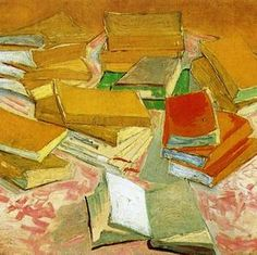 Still Life (French Novels) — Vincent van Gogh