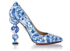 Charlotte Olympia Fall 2014: 'Shanghai Express' collection