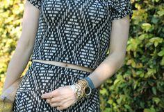 Moi Contre La Vie | San Francisc fashion blogger street style - Black & white matching sea & crop tops