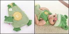 Enter to win one of our sLEAPy baby snuggle sacks over at Kate and Kaboodle's review blog!