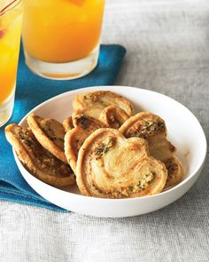 Herb-Cheese Palmiers Recipe