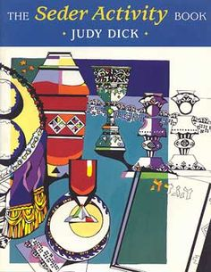 The Seder Activity Book provides activities to engage children in the Seder