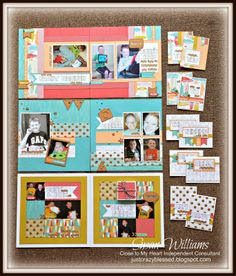 Close to My Heart Free to Be Me Mega workshop! (3) Layouts ( 6 12 X 12 pages) and (10) Greeting Cards! CTMH consultants can order the e-files to offer the workshop to their own customers by placing a $25 order on my website www.susanwilliams.ctmh.com  or Join my Just Crazy Blessed CTMH Team and get the files for FREE! CTMH Workshop Cutting Guide Tutorials Scrapbooking Cardmaking