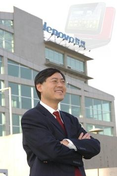 You go CEO of Lenovo!