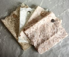 Women's Lace Boot Cuffs! So pretty! I want them in every shade!!