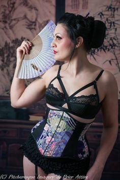 Prior Attire corset,