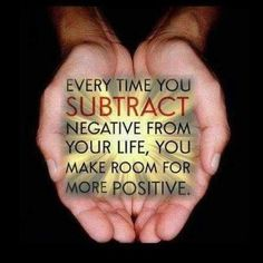 Think positively about your body!