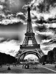 Wow. Paris. My dream
