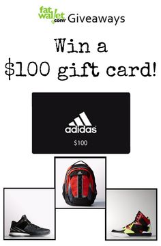 Enter to win a $100 Gift Card with Fat Wallet