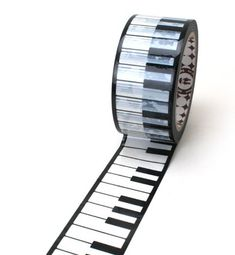 Roll Up Piano Tape