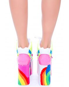 Platform Sneakers | Dolls Kill