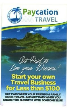 Travel Business From Home