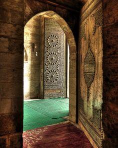My Bohemian Home ~ Entryways, Hallways, and Stairways moroccan door, doors, doorway, window, architectur, portal, place, beauti door, gate