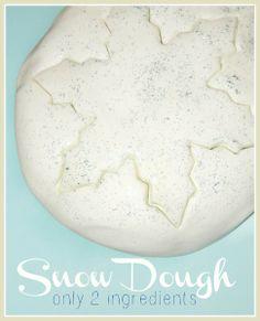 Snow Dough by Katie Myers of Bonbon Break