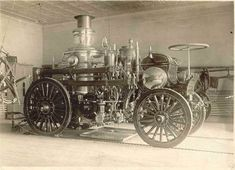 Steam Engine of Industrial Revolution