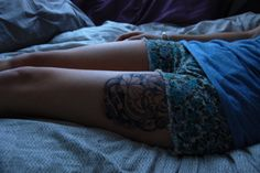 I'm obsessed with thigh pieces. must. get. one.
