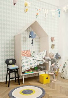 Kids playroom by Ferm Living