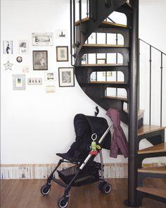 Stairs - Deco escalier en bois ...