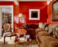 Brown + Red. Todd Alexander Romano | Millbrook, New York