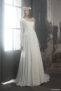 ir de bundo 2014 daniela wedding dress