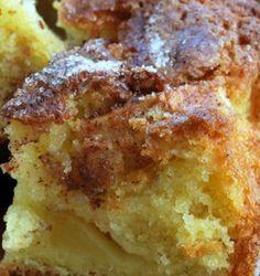 ⇒ Bimby, le nostre Ricette - Bimby, Torta di Mele, Cannella e Zenzero