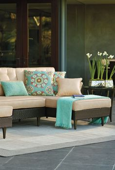 Beautiful Outdoor Furniture Sets From Frontgate.