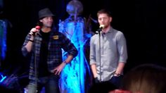 J2 talking about doing shirtless scenes. Haha, I love them! And I don't care what any of them say, they are all completely gorgeous men.