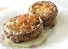 las vegas, shrimp stuf, shiitak mushroom, stuf mushroom, foods, stuf shiitak, stuffed mushrooms, food adventur, forev food