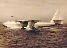Spruce Goose - Craziest 10 aircraft designs