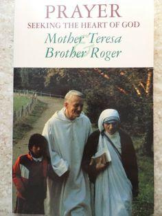 Prayer: Seeking the Heart of God by Mother Teresa http://www.amazon.com/dp/0006276466/ref=cm_sw_r_pi_dp_aSSWtb06TTJGR17H