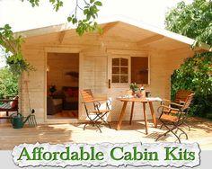 Affordable Cabin Kits