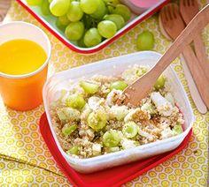 Knapperige quinoa ontbijtsalade - Recept - Jumbo Supermarkten