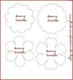 Molde Flores 4