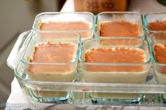 Nourishing custard - for breakfasts. Whole milk, eggs, maple syrup, pumpkin and cinnamon. - substitute almond or coconut milk