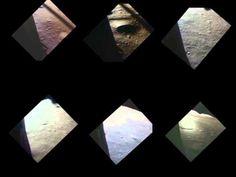 Apollo Lunar Landings Multiscreen