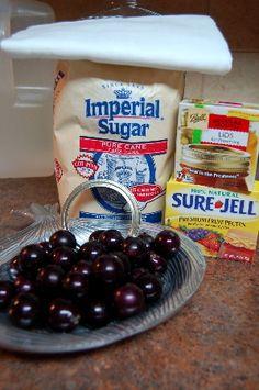 Muscadine Jelly