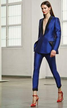 Antonio Berardi Pre-Fall 2014 Trunkshow Look 5 on Moda Operandi