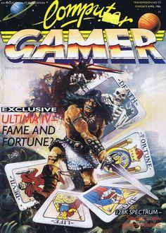 Computer Gamer #13 (1986)